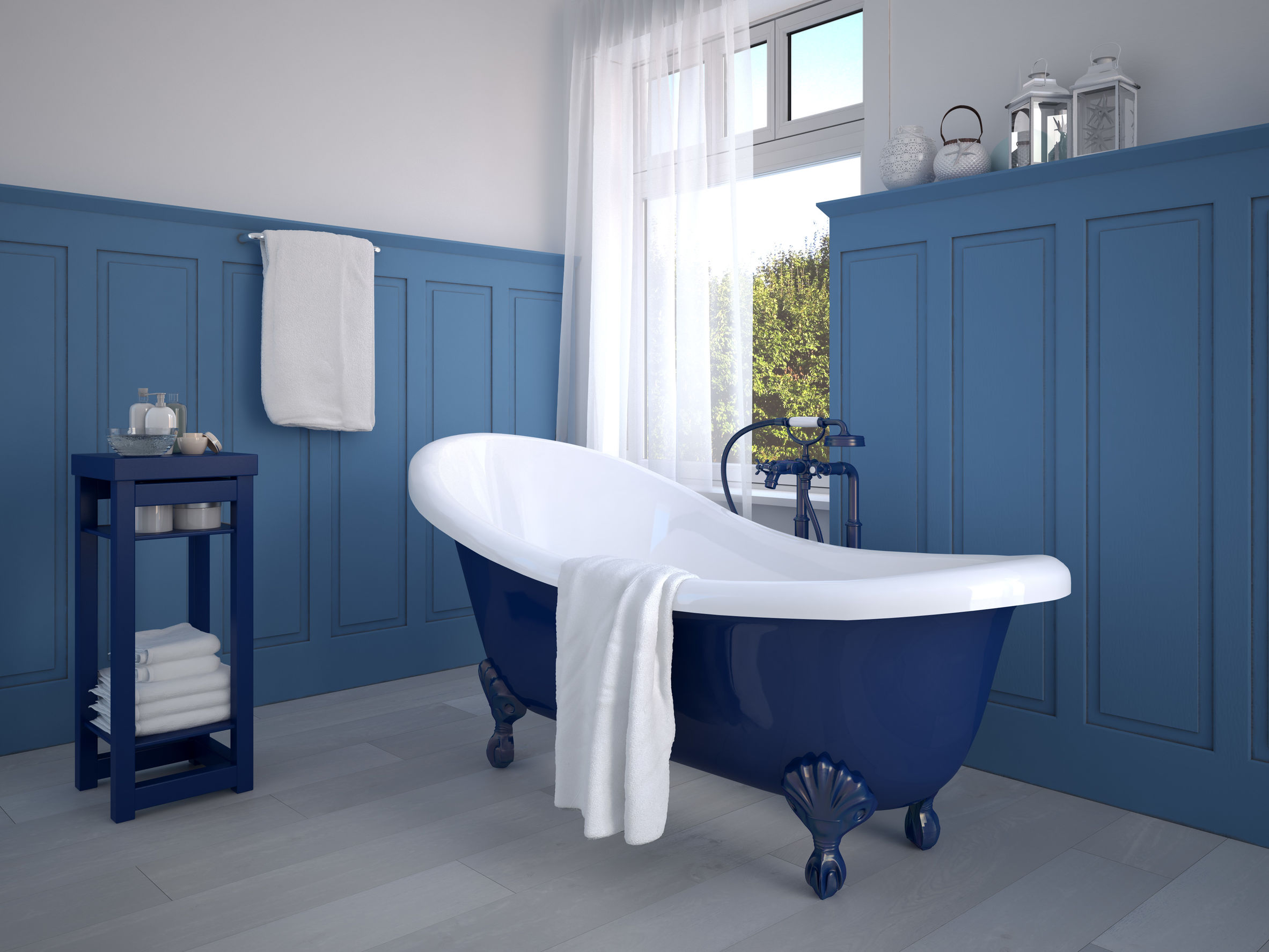 custom bathroom renovations sydney