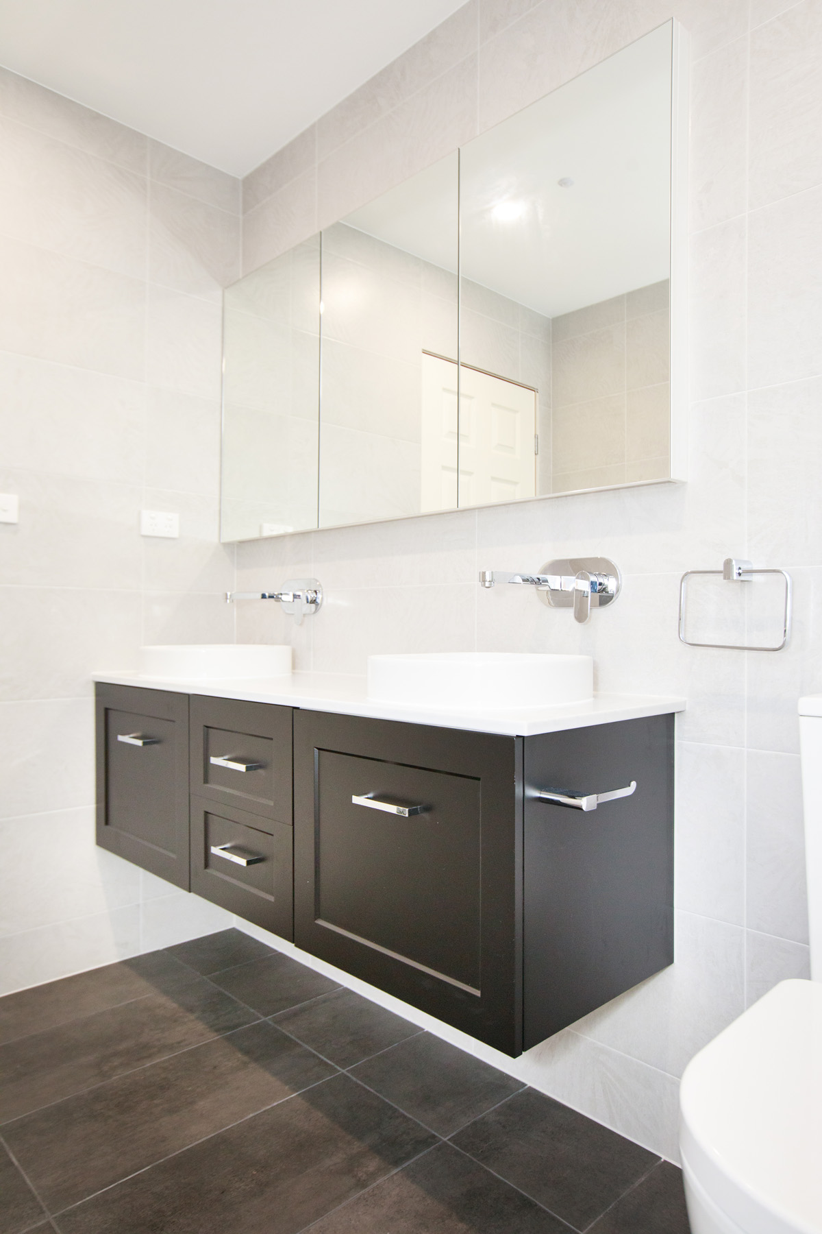 bathroom renovations sydney belle bathrooms Rydalmere