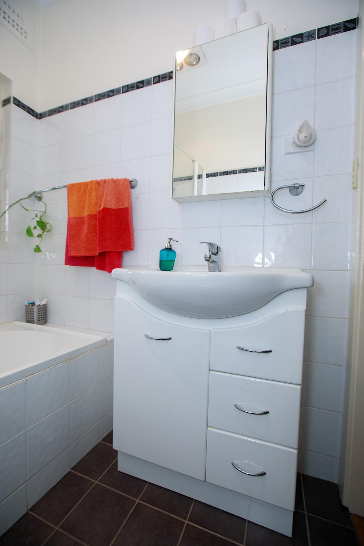 budget bathroom renovation by Belle bathrooms Rydalmere Australia