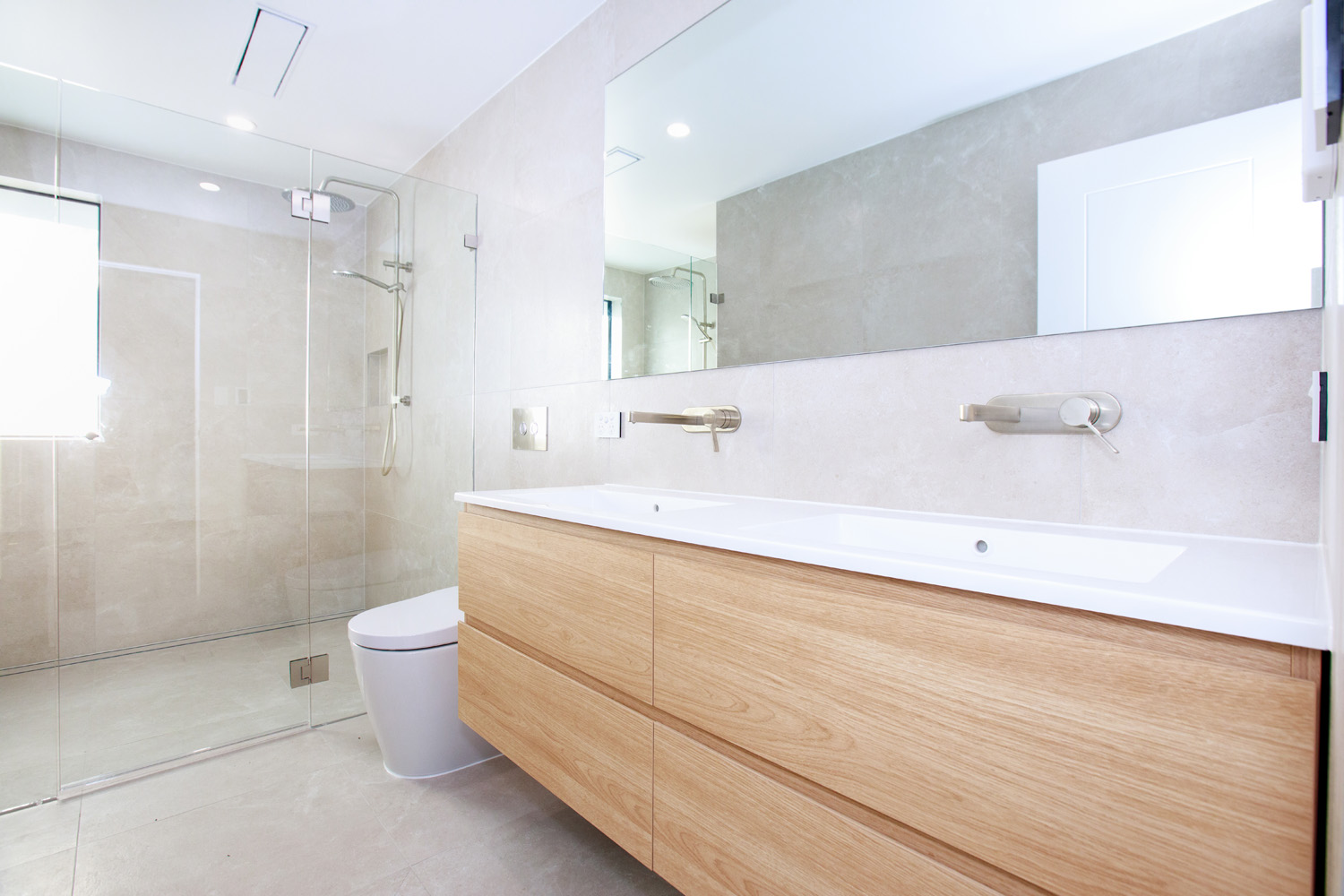 budget bathroom renovations and fittings by belle bathroom