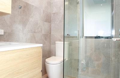 modern bathroom fittings by-belle bathrooms-Rydalmere Australia