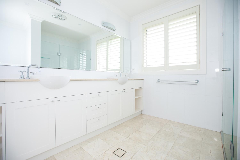 small bathroom renovations belle bathrooms Rydalmere