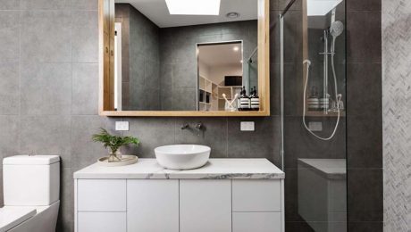 Small Modern Bathrooms