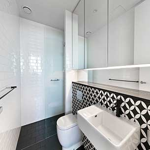 bath renovations Sydney