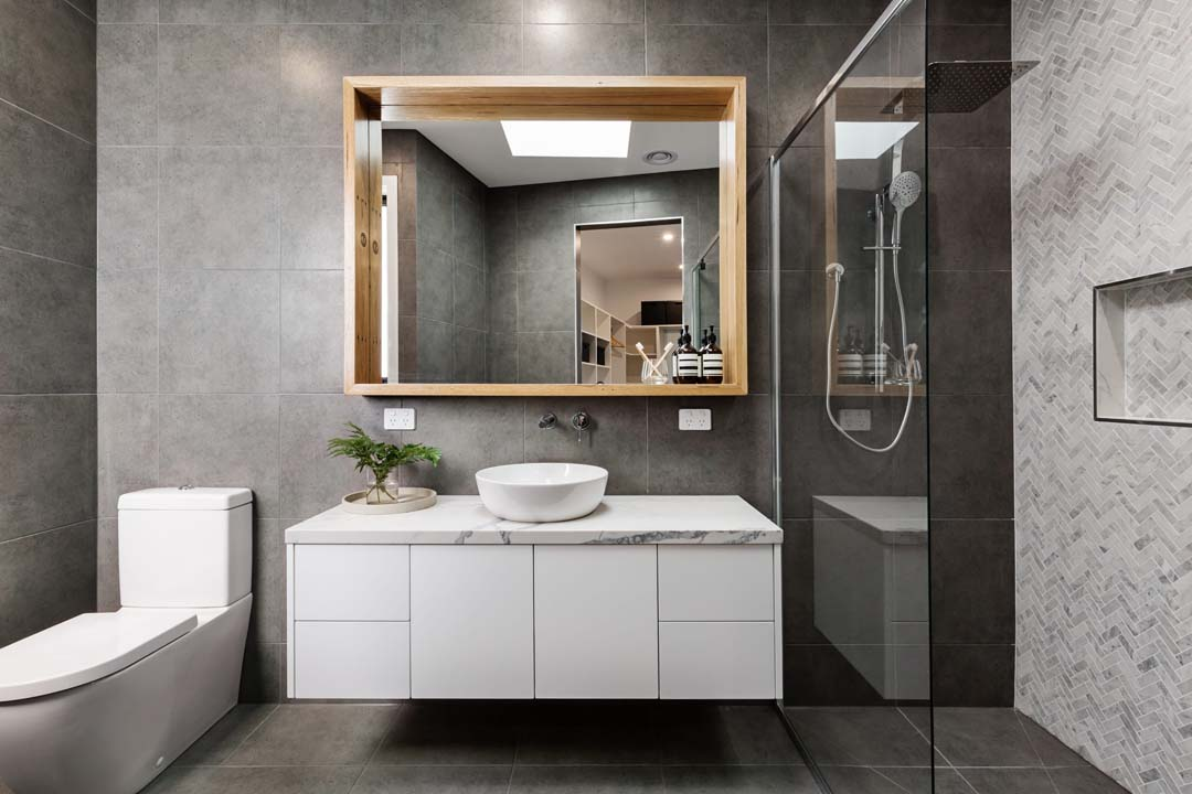 bathroom renovations nsw