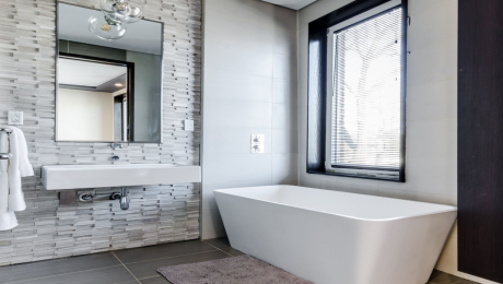 full bathroom makeover in Sydney